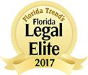 Florida Legal Elite Badge