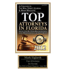 Top Attorneys in Florida Badge